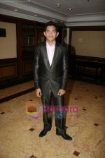 Aditya Narayan at Sony Entertainment Television announces launch of The world_s biggest singing show X Factor in Mumbai on 27th May 2011-1.JPG
