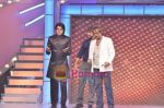 Shakti Kapoor, Aashish Chaudhary at the Zee Cinema Double Dhamaal nite in Filmistan on 2nd June 2011 (2).JPG