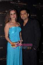 Laila Khan Rajpal at Farah Khan_s dinner for Moet Chandon in  Four Seasons on 3rd June 2011 (8).JPG
