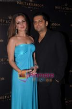 Laila Khan Rajpal at Farah Khan_s dinner for Moet Chandon in  Four Seasons on 3rd June 2011 (9).JPG