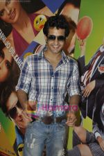 Satyajeet Dubey at Always Kabhi Kabhi promotions in Mannat, Bandra, Mumbai on 7th June 2011 (2).JPG
