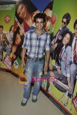 Satyajeet Dubey at Always Kabhi Kabhi promotions in Mannat, Bandra, Mumbai on 7th June 2011.JPG