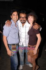 Rajeev khandelwal, Anurag kashyap, Kalki Koechlin at Shaitan promotional event in Cinemax on 8th June 2011 (55).JPG