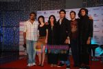 Shiv Pandit, Anurag kashyap, Kalki Koechlin at Shaitan promotional event in Cinemax on 8th June 2011 (4).JPG