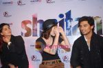 Shiv Pandit, Kalki Koechlin at Shaitan promotional event in Cinemax on 8th June 2011 (2).JPG