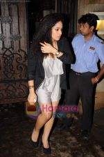 Masaba at Sonam Kapoor_s birthday bash at her home on 8th June 2011 (29).JPG