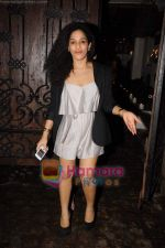 Masaba at Sonam Kapoor_s birthday bash at her home on 8th June 2011 (3).JPG