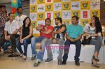 Sunidhi Chauhan, Mohit Suri, Emraan Hashmi, Kishan Kumar, Jacqueline Fernandez at Murder 2 music launch in Planet M on 10th June 2011 (2).JPG