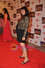 Shakti, Sai Deodhar at Big Television Awards in Yashraj Studios on 14th June 2011 (4).JPG