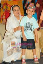 Farida Jalal at SAB TV launches Ammaji Ki Galli in J W Marriott on 15th June 2011 (2).JPG