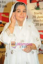 Farida Jalal at SAB TV launches Ammaji Ki Galli in J W Marriott on 15th June 2011 (7).JPG