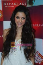 Giselle Monteiro at Gitanjali D_damas new collection launch in Atria Mall on 15th June 2011.JPG