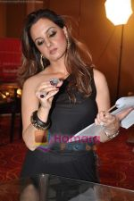 Laila Khan Rajpal at Retail Jeweller India Awards jury meet in Andheri, Mumbai on 15th June 2011 (2).JPG