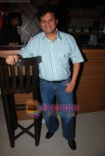 Viren Shah at Vikram Ram_s Soda the cult restaurant launch in Malad, Mumbai on 16th June 2011.JPG