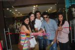 Zoa Morani, Satyajeet Dubey, Giselle Monteiro, Ali Fazal at Gitanjali D_damas new collection launch in Atria Mall on 15th June 2011 (3).JPG