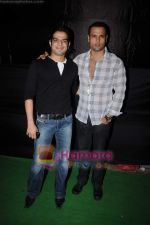 Rohit Roy at Rainforest restaurant launch in Andheri on 17th June 2011 (5).JPG