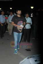 Sajid Wajid leave for IIFA in Mumbai Airport on 21st June 2011 (67).JPG