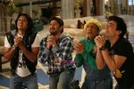 Riteish, Arshad, Javed and Ashish in the still from movie Double Dhamaal.jpg