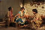 Vijay Raaz, Shweta Keswani, Rajpal Yadav in Still from the movie Bin Bulaye Baraati.jpg