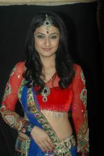 Ragini Khanna at Ratan Ka Rishta on location in Goregaon on 25th June 2011 (40).JPG