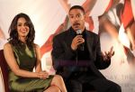 Brian J. White, Mallika Sherawat at the press conference of film POLITICS OF LOVE in Burbank, Calif., June 22, 2011 (2).JPG