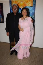 maya alagh at Poonam Aggarwal art event in Museum Art gallery on 27th June 2011 (9).JPG