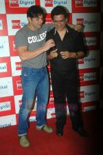 Sohail Khan, Dabboo Malik at Chillar Party promotional event in Infinity Mall on 1st July 2011 (7).JPG