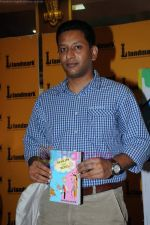 Anurag Anand at Reality Bytes book release by Anurag Anand in Landmark, Mumbai on 5th July 2011 (34).JPG