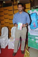 Anurag Anand at Reality Bytes book release by Anurag Anand in Landmark, Mumbai on 5th July 2011 (35).JPG
