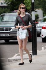 Emma Roberts in Shorts in London 5th July 2011 (1).jpg
