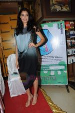 Kanishtha Dhanker at Reality Bytes book release by Anurag Anand in Landmark, Mumbai on 5th July 2011 (10).JPG
