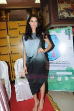 Kanishtha Dhanker at Reality Bytes book release by Anurag Anand in Landmark, Mumbai on 5th July 2011 (11).JPG