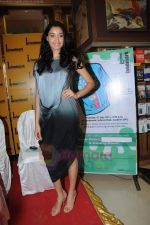 Kanishtha Dhanker at Reality Bytes book release by Anurag Anand in Landmark, Mumbai on 5th July 2011 (8).JPG