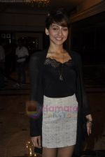 Anusha Dandekar at Delhi Belly Success Bash in Taj Land_s End on 6th July 2011 (21).JPG