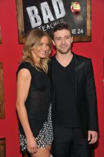 Cameron Diaz, Justin Timberlake at the premiere of the movie Bad Teacher at the Ziegfeld Theatre in NYC on June 20, 2011 (27).jpg