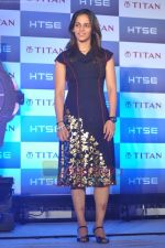 Sania Nehwal unveils Titan watches new range in Taj Land_s End, Bandra, Mumbai on 6th July 2011 (23).JPG