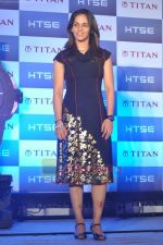 Sania Nehwal unveils Titan watches new range in Taj Land_s End, Bandra, Mumbai on 6th July 2011 (24).JPG