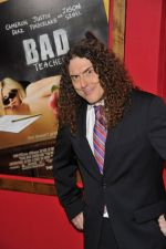 Weird Al Yankovic at the premiere of the movie Bad Teacher at the Ziegfeld Theatre in NYC on June 20, 2011 (7).jpg
