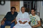 Chandrashekhar celebrate his 89th Birthday at his residence on 7th July 2011 (11).JPG