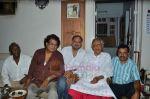 Chandrashekhar celebrate his 89th Birthday at his residence on 7th July 2011 (12).JPG