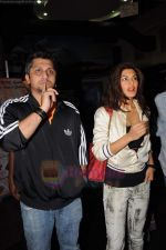 Jacqueline Fernandez, Mohit Suri at Murder 2 press meet in Fame on 9th July 2011 (32).JPG