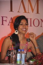 Nethra Raghuraman at I AM She preliminary rounds in Trident, Mumbai on 10th July 2011 (69).JPG