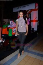 Jacqueline Fernandez at Force India F1 Octane Night in Mumbai on 11th July 2011 (141).JPG