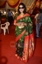 Kanchan Adhikari at Dr ShrilataTrasi_s wedding in Santacruz on 11th July 2011 (16).JPG