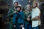 Kyle Chandler, Ron Eldard, Elle Fanning, Joel Courtney in the still from the movie Super 8 Eight (6).jpg
