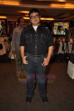 Deven Bhojani at Chala Mussadi Office Office film trailer launch in Andheri on 12th July 2011 (17).JPG