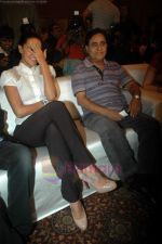 Neha Dhupia, Jagjit Singh at the music lauch of film Gandhi To Hitler in The Club on 12th July 2011 (20).JPG