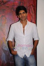 Rahul Singh at Reka Rana_s art exhibition in Jehangir on 13th JUly 2011 (17).JPG