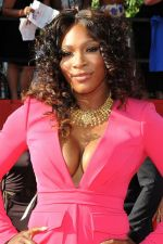 Serena Williams at the 19th Annual ESPY Awards on July 13, 2011 at Nokia Theatre in Los Angeles, CA, USA (11).jpg