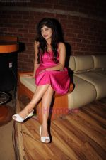 Poonam Rajput at Milta Hai Chance by Chance music launch in Marimba Lounge on 15th July 2011 (1).JPG